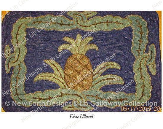 Pineapple Lockleaf #211